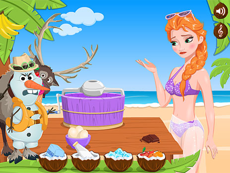 Elisa Magic Ice Cream