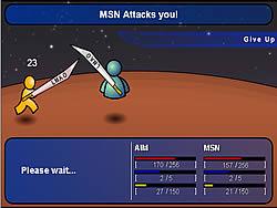 AIM vs MSN