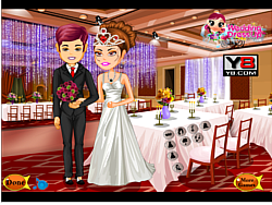 Luxury Wedding Reception