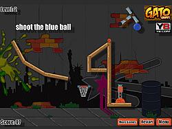 Basketball Cannon